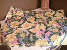 The State Flowers Fabric 3+ Yards Northcott Native Yellow Hibiscus 635