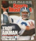 Troy Aikman Cards and Memorabilia Guide 30