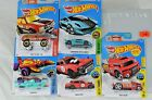 Hot Wheels 5 - Cars - FREE SHIPPING -BRAND NEW! #14