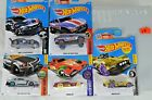 Hot Wheels 5 - Cars - FREE SHIPPING -BRAND NEW! #18