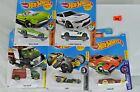 Hot Wheels 5 - Cars - FREE SHIPPING -BRAND NEW! #34