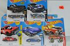 Hot Wheels 5 - Cars - FREE SHIPPING -BRAND NEW! #36