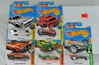 Hot Wheels 5 - Cars - FREE SHIPPING -BRAND NEW! #40