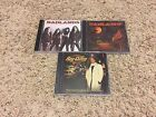 Badlands 1989 + VOODOO HIGHWAY 3 CD LOT OOP JAKE E LEE + RAY GILLEN MEM CLASSIC