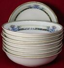 NORITAKE china DAVENTRY 69544 pattern CEREAL BOWL 6