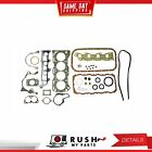 DNJ FGS5025 Graphite Full Gasket Set For 89 95 Geo Suzuki Tracker 16L SOHC 8v