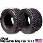 2PK 18X6.50-8 Turf Lawn Mower Heavy Duty 4 PLY Two New Tires 18 650 8