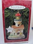 1998, LIGHTHOUSE GREETINGS, 2ND, HALLMARK KEEPSAKE ORNAMENT