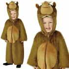 Kids Camel Costume Christmas Nativity Play Fancy Dress Child Outfit Small New