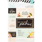 Heidi Swapp Memory Planner Calendar Stickers 2 Sheets