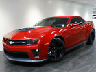 2013 Chevrolet Camaro 2dr Coupe ZL1 2013 CHEVY CAMARO ZL1 COUPE 62L V8 SUPERCHARGED HUD BREMBO BRAKES 20WHEELS