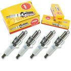4 pcs NGK Standard Plug Spark Plugs 95 97 Geo Metro 13L L4 Kit Set Tune Up bo