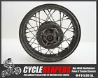 C442 2004 04 Triumph Bonneville T100 Rear Wheel Rim Tire Straight
