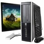 Fast HP Desktop Dual Core 23GHZ Athlon X2 PC Windows 10 or XP + LCD Bundle Deal