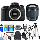 Canon EOS 760D T6s With EF S 18 55mm f 35 56 IS STM Lens ALL YOU NEED KIT NEW