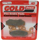 Brake Disc Pads Front R/H Goldfren for 2005 AJS Regal Raptor DD 250 E