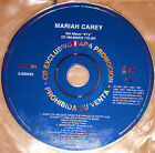 MARIAH CAREY WHEN YOU BELIEVE + 3 ARGENTINA PROMO CD SINGLE