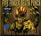Five Finger Death Punch - War Is The Answer... - Five Finger Death Punch CD Z8VG