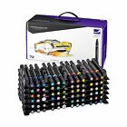 Prismacolor Premier Double Ended Art Markers Fine and Chisel Tip 72 Pack 3722