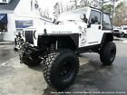 2004 Jeep Wrangler Rubicon Lifted 4X4 Off Road Tr 2004 JEEP WRANGLER Rubicon Lifted 4X4 Off Road Tr 132579 Miles White SUV  Automa