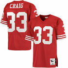 San Francisco 49Ers Men's Mnc Authentic Retired Player Jersey Football