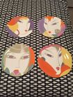4  Larry Laslo Collection Plates