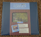 New Tapestry 12 x 12 Scrapbook COMPLETE Album 16 Pre Made Pages FAMILY