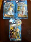 WWF WWE action figure lot- Rulers of the ring #2 Wrestlemania XVII RARE