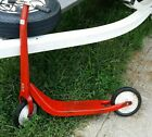 *Antique* 1960's Radio Flyer Kick Scooter (red/white) *Vintage* *Old School*