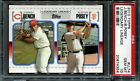PSA 10 BUSTER POSEY JOHNNY BENCH 2010 TOPPS LEGENDARY LINEAGE # LL74 RC GIANTS
