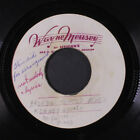 EMMETT KENNEY Broken Hearted Blues 45 acetate two versions of the same song
