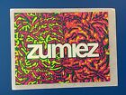 ZUMIEZ STICKER Retro Skateboarding Snowboarding Clothing Sticker Decal