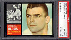 1962 Topps Football Cards 34