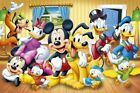 MICKEY MOUSE  FRIENDS POSTER 24x36 DISNEY 51539