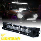 Ultra Slim Row Cree Led Flood Light Bar Work Lamp For Offroad Atv Jeep 4x4 Truck