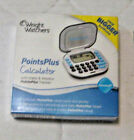 NEW sealed box WEIGHT WATCHERS Points Plus Calculator NAC 5A Bigger Buttons