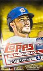 2017 Topps Series 1 Baseball Cards Hobby Box with 36 Packs