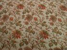 4 yards Waverly Felicite Sun n Shade Upholstery Floral Fabric more available