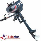 2 Stroke 35HP Heavy Duty Outboard Motor Boat Engine With Water Cooling System