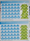 Weight Watchers PointsPlus value stickers NEW sealed pack