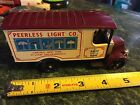 Vintage Corgi Toys Peerless Light Co Truck No Box