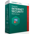 KASPERSKY INTERNET SECURITY 2019 3 Years 3 PC Activation region US