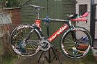 Cervelo P3 CSC Time Trial triathlon full Carbon Bike