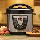 Tristar Power Cooker Plus CANNER PLUS XL Electric 8 Quart Stainless Steel - NEW