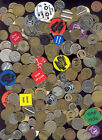 Lot of over 1000 Mixed tokens and exonumia USA  World