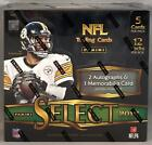 2016 Panini SELECT NFL Football HOBBY BOX New Sealed w 2 AUTO and 1 MEMO