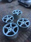 997 Porsche Carrera S 19 OEM BBS Wheels