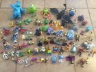 HUGE LOT OF DISNEY PIXAR DREAMWORKS ACTION FIGURE TOYS OVER 75 TOYS