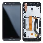 Black Touch Screen Digitizer+LCD Display Assembly+Frame for HTC Desire 626 D626Q