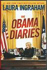 The Obama Diaries by Laura Ingraham 2010 Hardcover Signed and 2202 5000